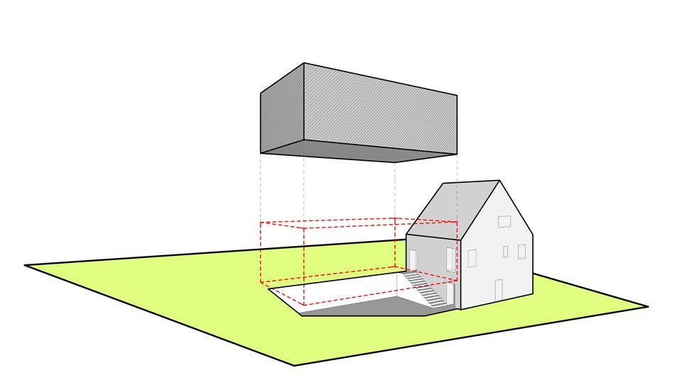franz architekten expands family house in eichgraben