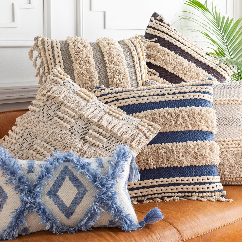 Karim Throw Pillow Coussin Oreillers Decoratifs Coussins Sans