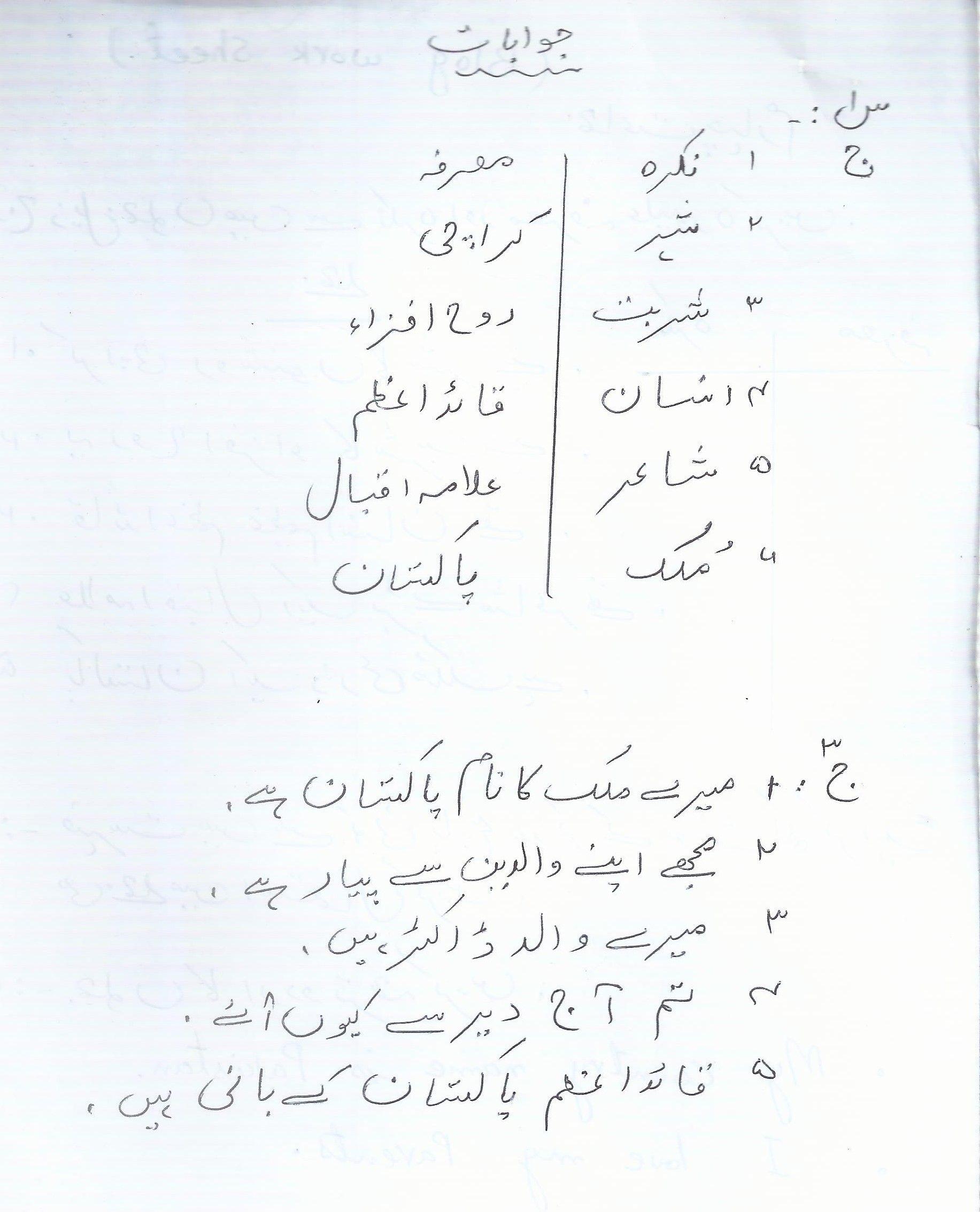 Urdu Bw Year 4 2 Of 24