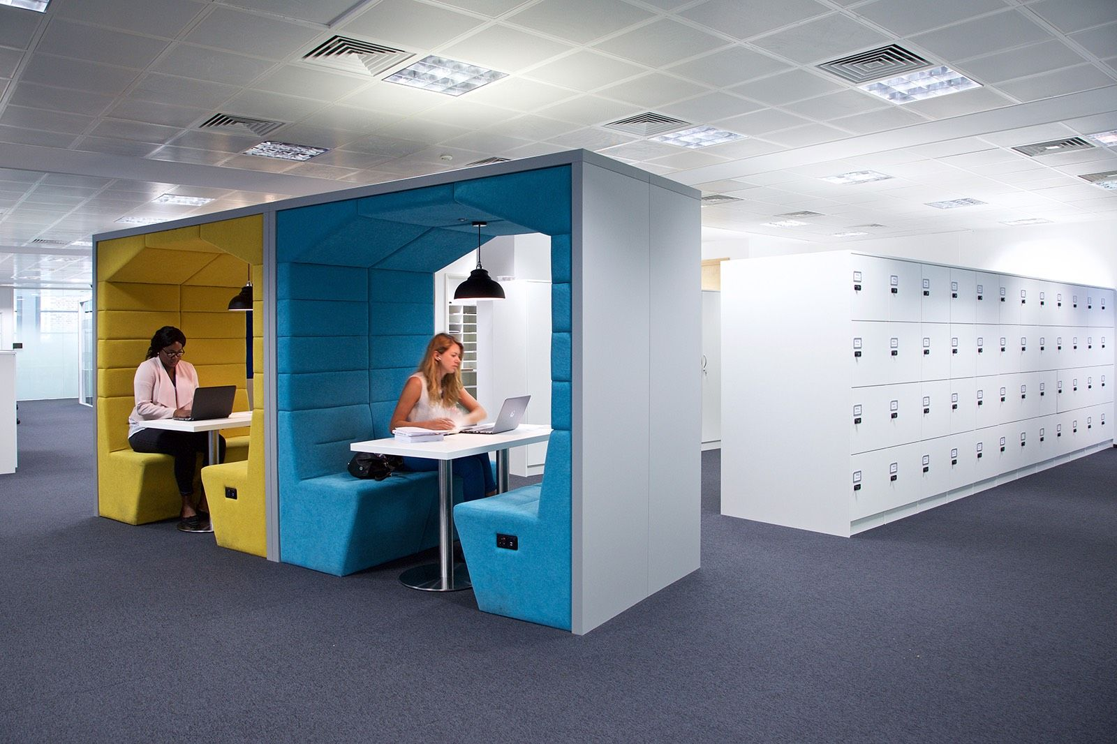 Inside Sage Publishing S New London Office Office Space