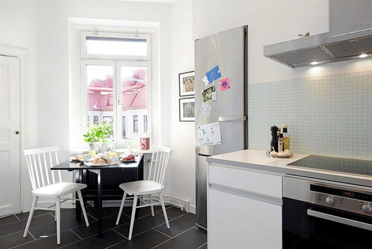 Small Apartment Kitchen Table | http://manageditservicesatlanta ...