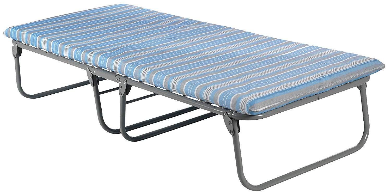 Blantex XK3 Heavy Duty Steel Folding Bed with 21/2Inch