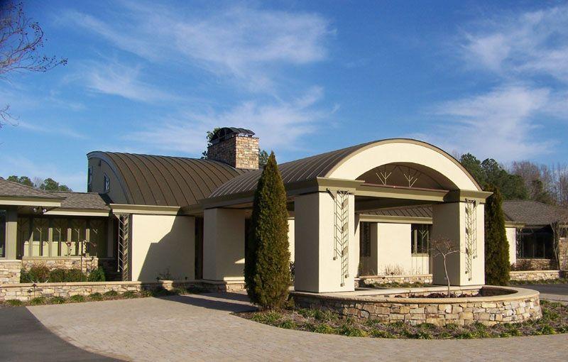 Porte cochere house plans home design home ideas for Porte cochere home plans