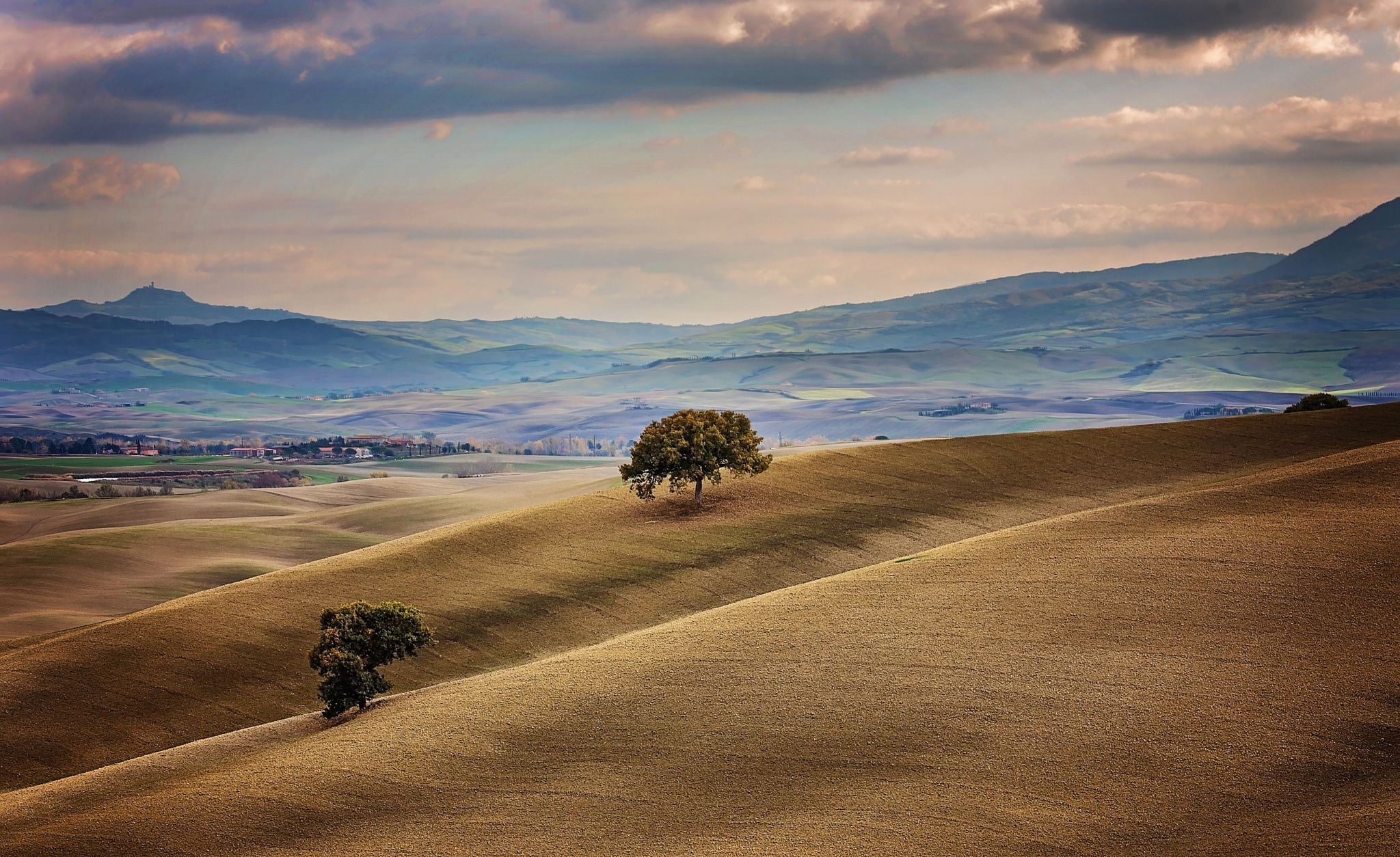 Tuscany - Landscapes  Tuscany