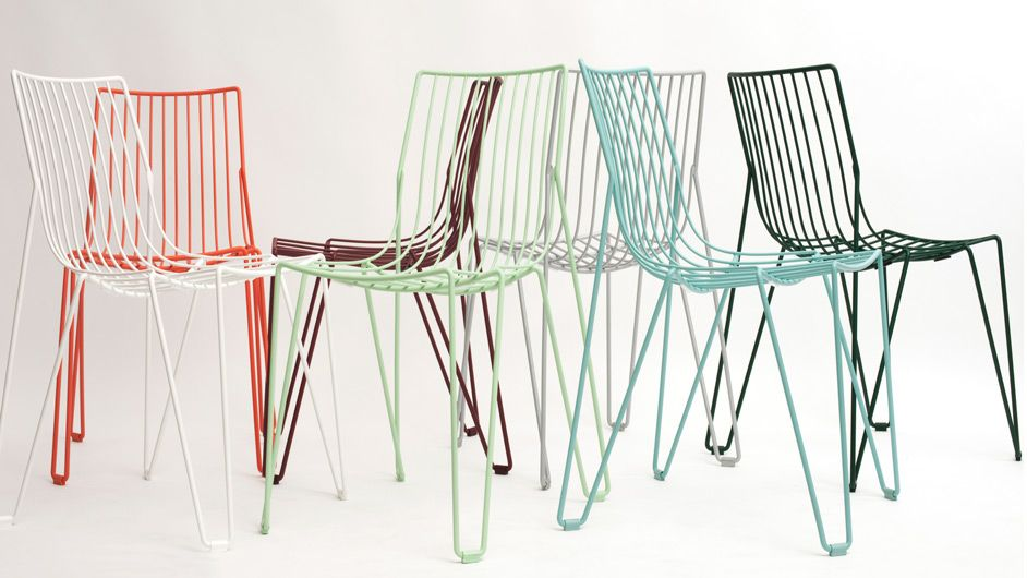 Tio Chair By Massproductions Outdoor Chairs Outdoor Dining