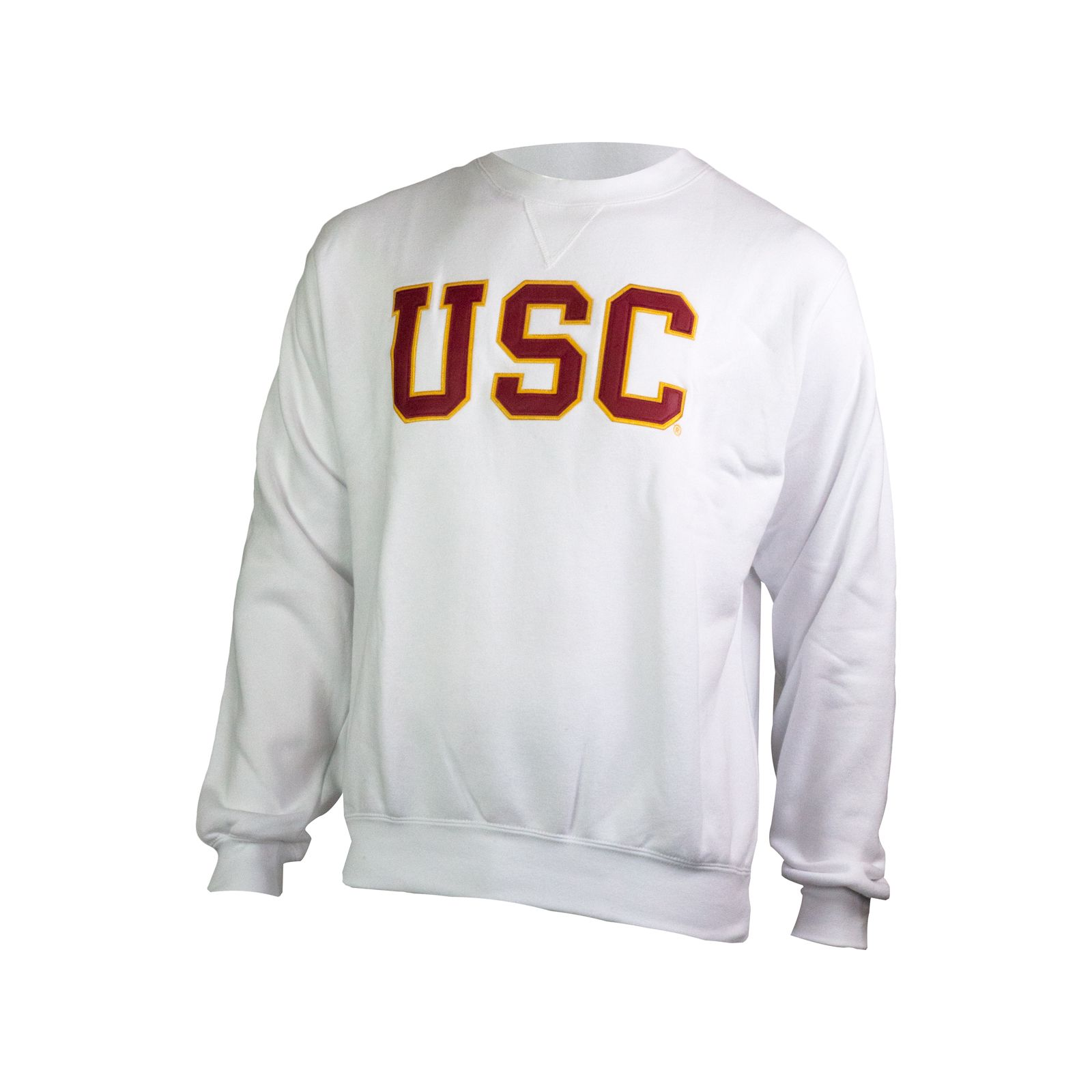 Usc Classic Fleece Crewneck Sweatshirt Sweatshirts Usc Sweatshirt Usc