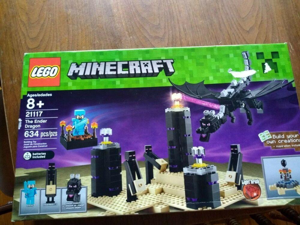 Poilsis Sugalvoti Reguliariai Dragon Lego Minecraft Yenanchen Com