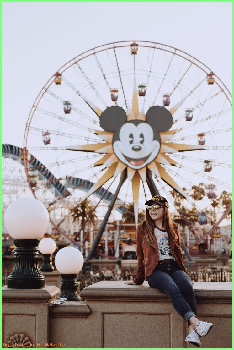 Disneyland California 2019 Disney California Adventure
