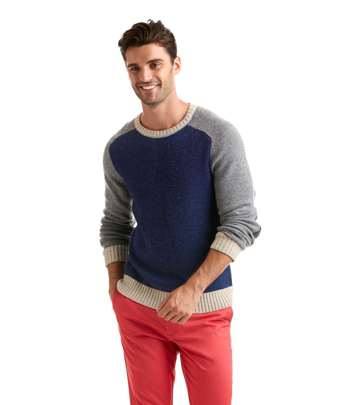 Party crew neck sweater fall fundamentals pinterest crew neck