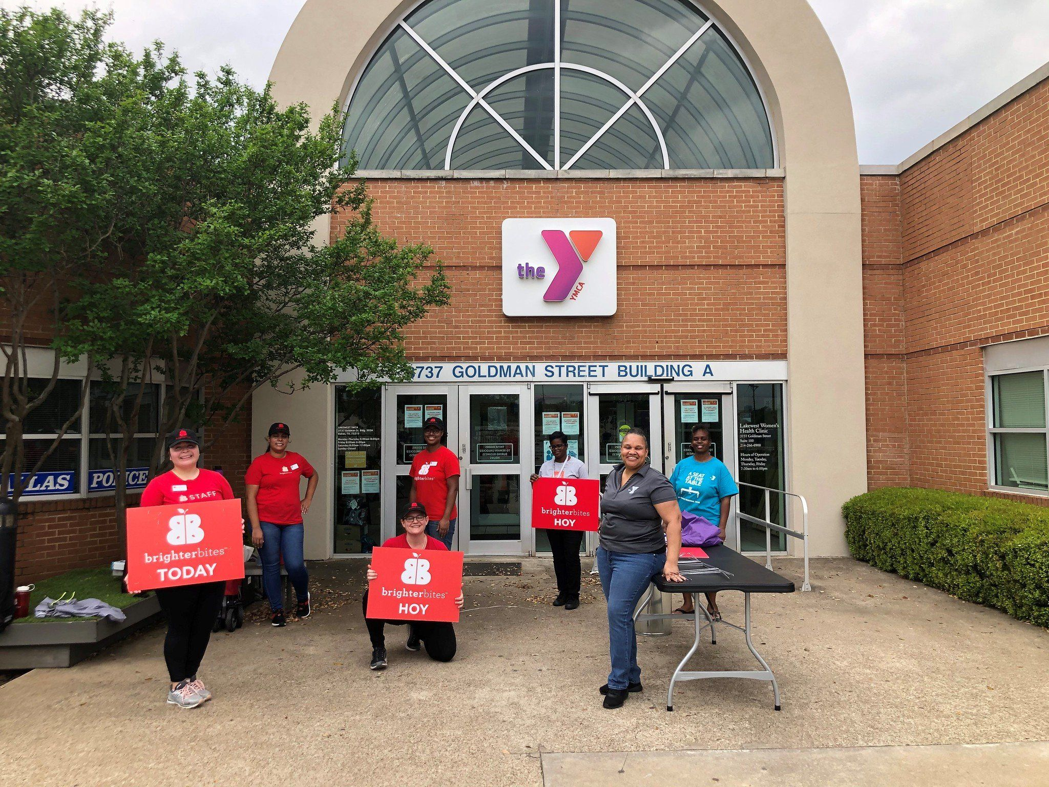 Business Briefs Dallas YMCA Launches Racial Equity and