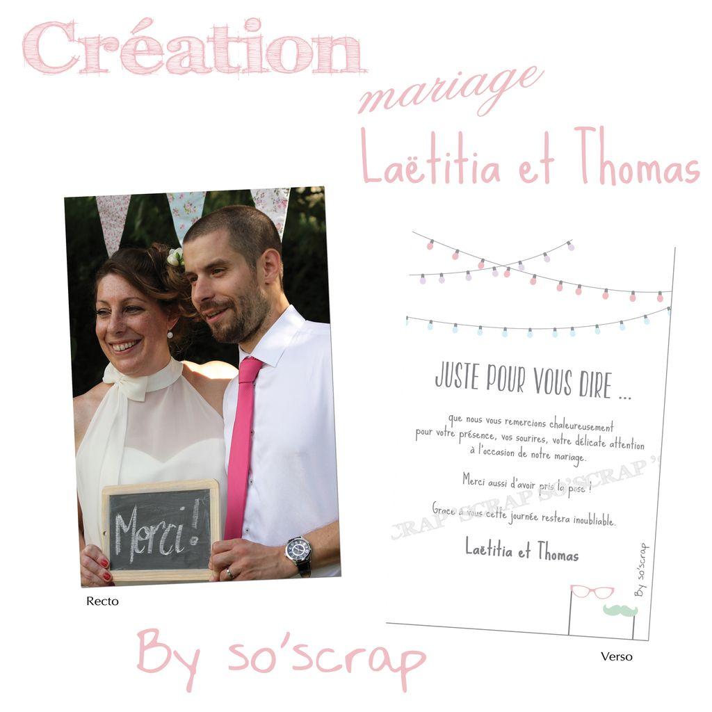 plus de 1000 ides propos de faire part naissance mariage baptme efdc by soscrap sur pinterest - Texte Faire Part De Remerciement Mariage