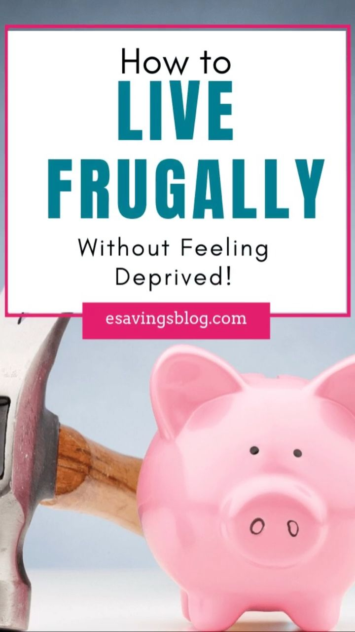 Frugal living isn't about being deprived! Frugal living allows you to live a life with intention. Check out these frugal living tips! #frugal #frugalliving #frugaltips #frugality