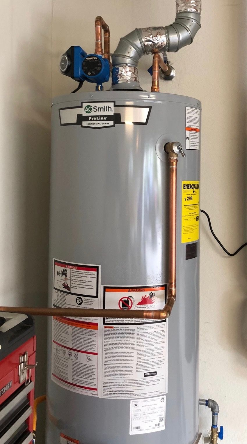 Teco Peoples Gas Rebates For Water Heaters Teco Peoples Gas Is Offering A Rebate For Natural Gas Water He Water Heater Installation Water Heater Water Heating
