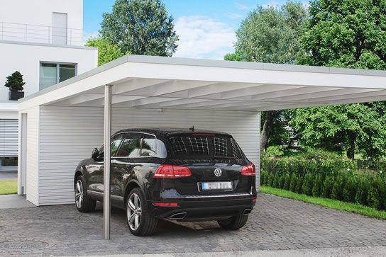 Design Carport Mit Edelstahl C Solarterrassen Modern Carport Patio Canopy Building A Carport