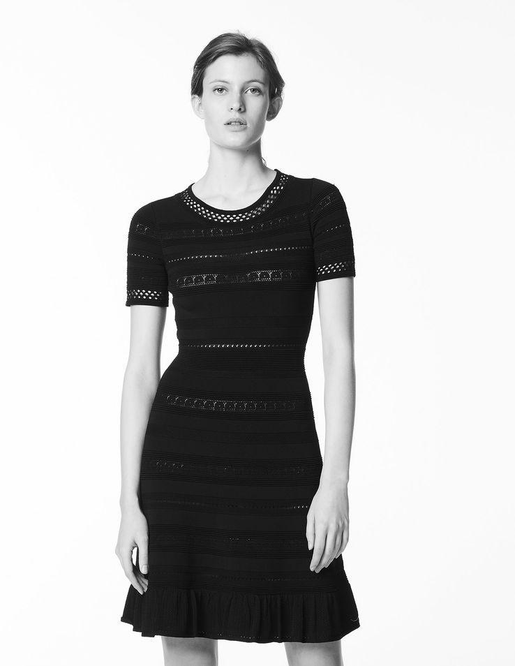 f725506dc Kady - Dresses | Sandro Paris | Fashion | Knit dress, Dresses, Fashion