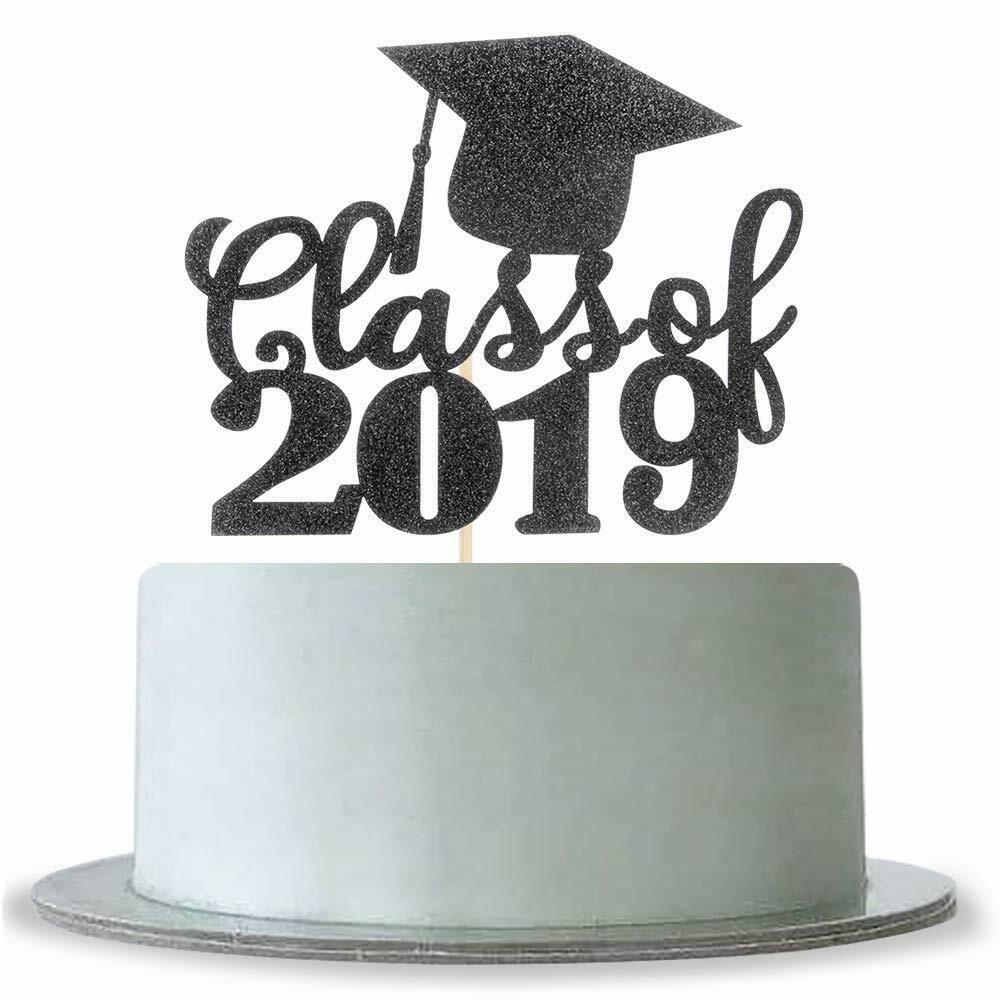 graduation cake decorations amazon