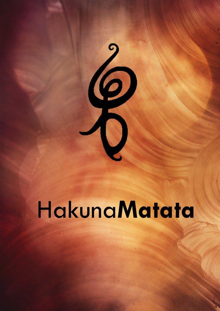 Hakuna Matata Tattoos T Frases Dibujos And Pantalla