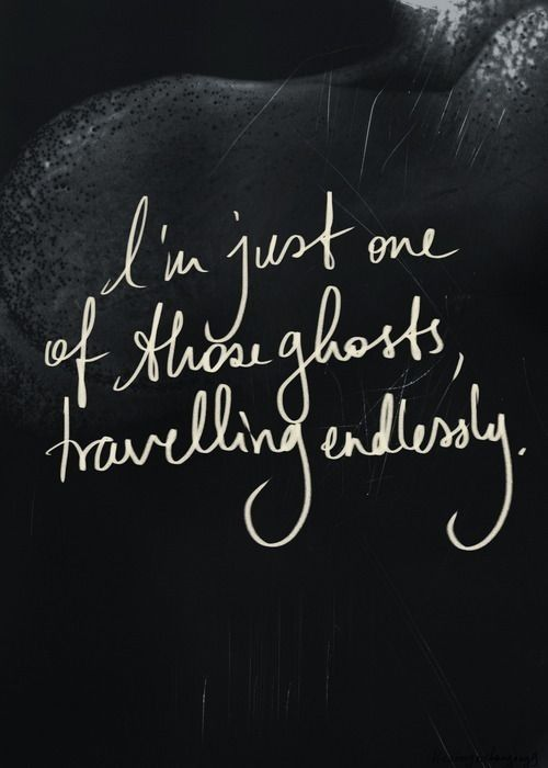 Misguided Ghosts - Travelling endlessly - Paramore #Lyrics ... Paramore Song Quotes