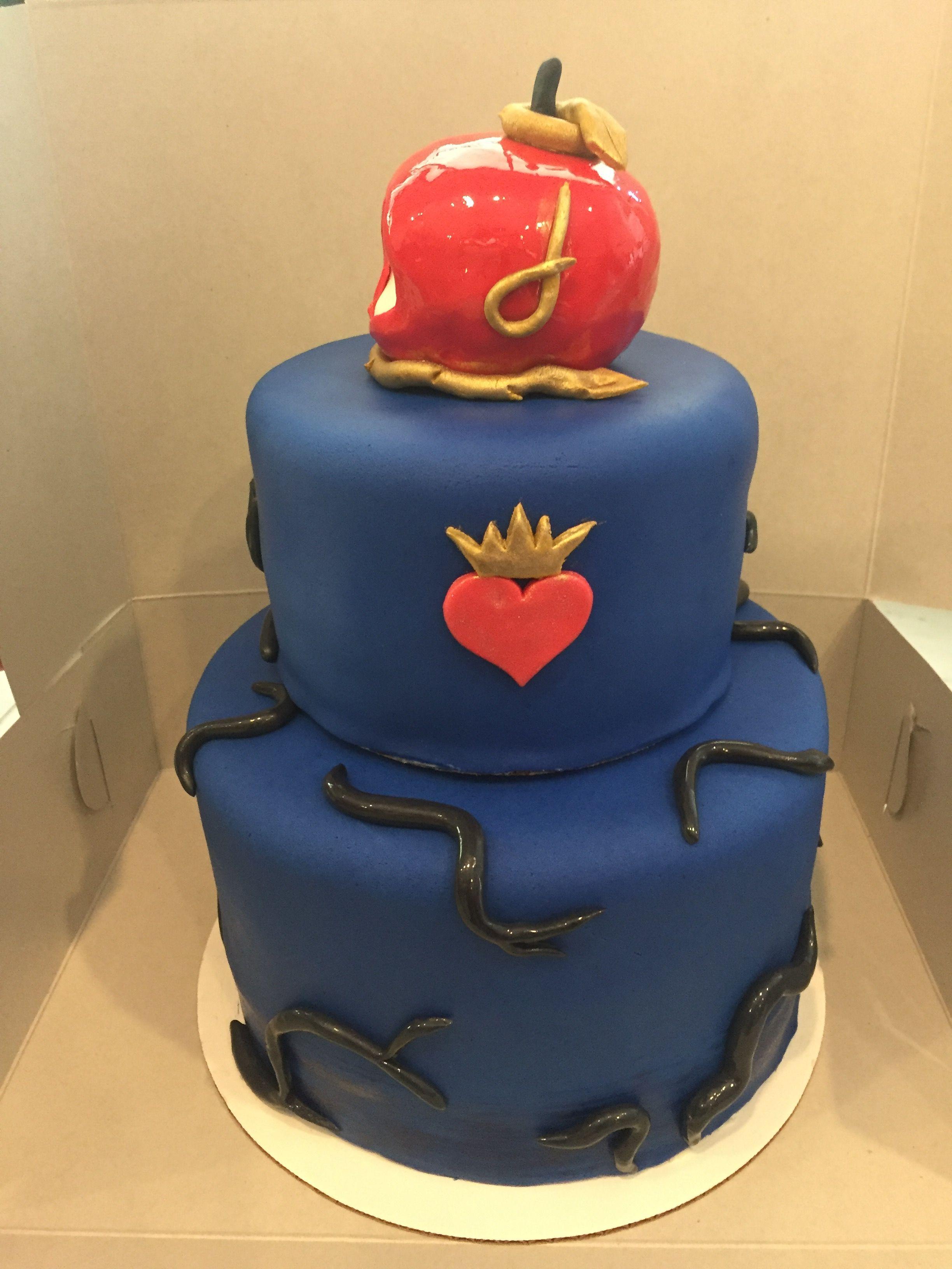 Disney Descendants Evie Apple 11th Birthday Party Time