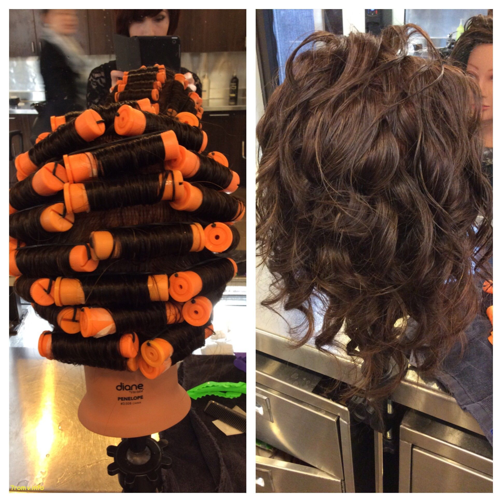 Spiral Perms Before And After Lovely Image Result For Beach Wave Perm Technique Cheryl Strimple Spiral Perms In 2020 Permed Hairstyles Wave Perm Body Wave Perm