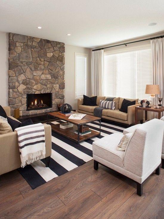 80 Ideas For Contemporary Living Room Designs Neutral Living Room Design Monochromatic Living Room Neutral Living Room