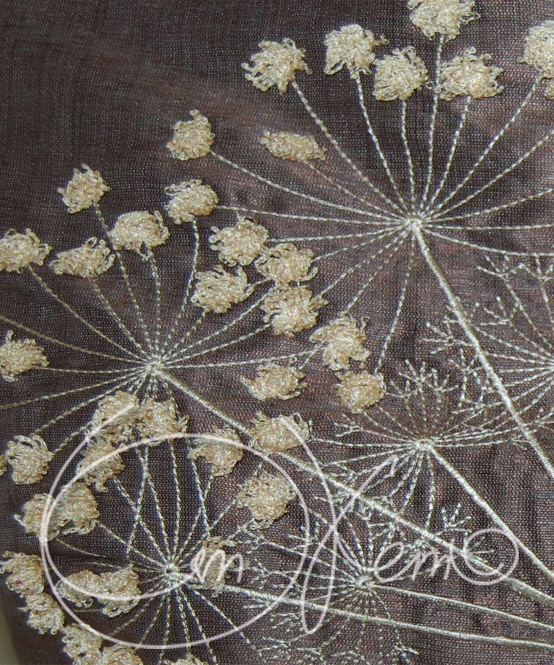 Машинная вышивка Otketo