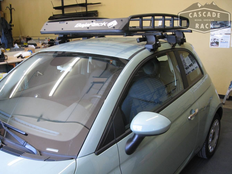 Fiat 500 Storage Thule   Google Search