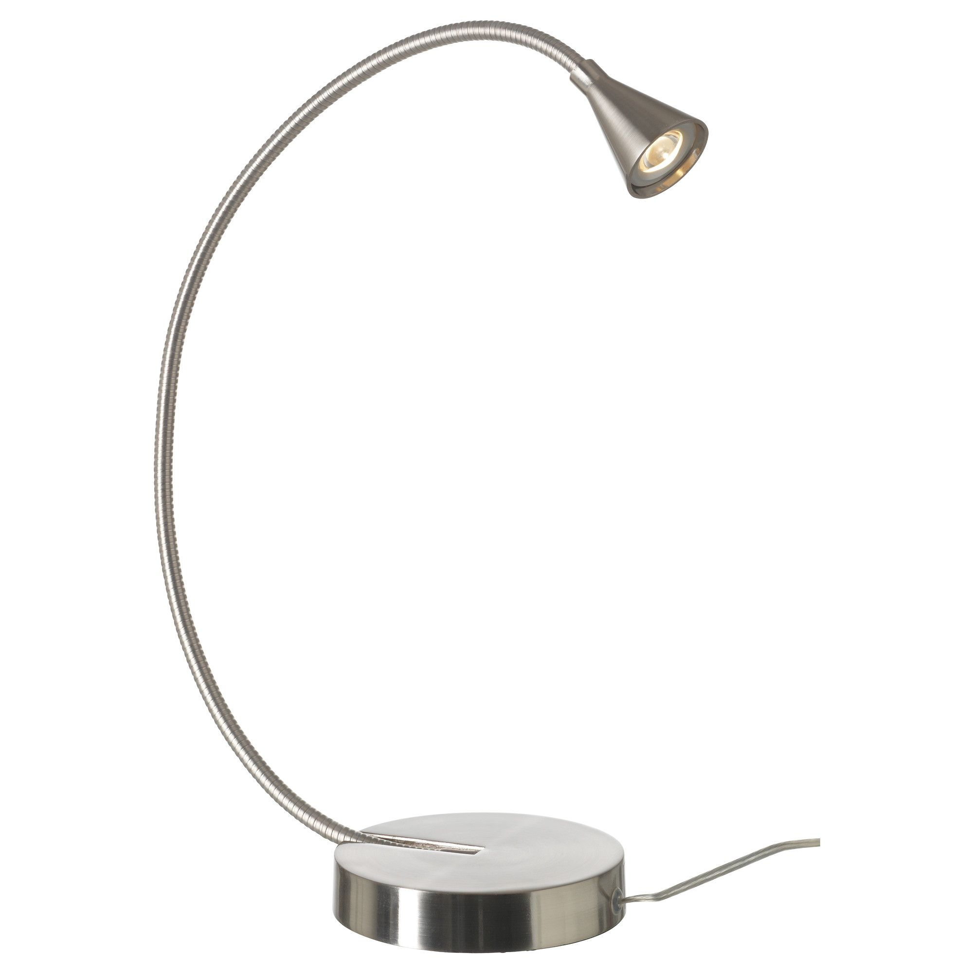 Ikea Led Desk Lamp - Lighting the tived led desk lamp from ikea features a flexible yielding post and