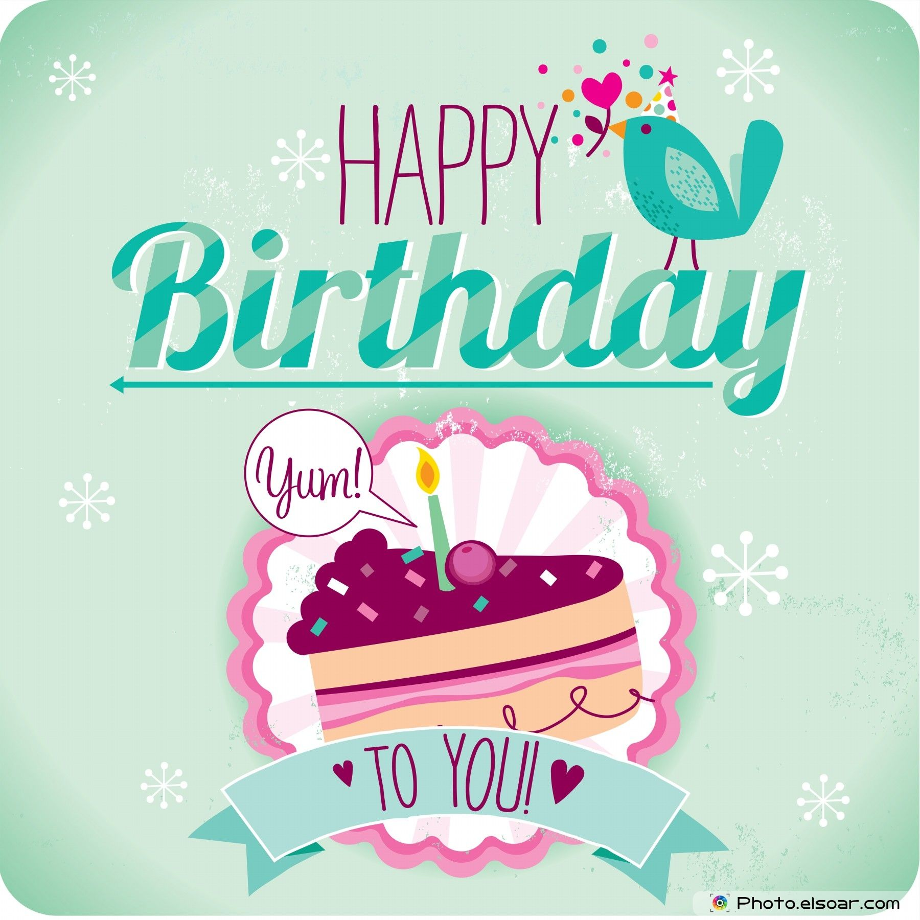 Get Free Happy Birthday Wallpaper Image Photo Pics For Tumblr BDay Online Wishes Quotes SMS Messages Greeting Cards ECards Download