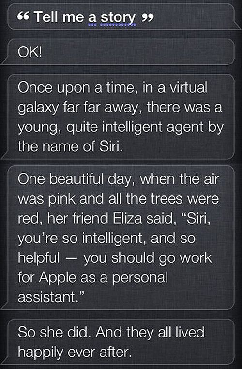 Happily Ever After Funny Siri Isms Siri Quotes The Funny Siri Sayings See What Siri Says Siri Funny Funny Mom Memes Things To Ask Siri