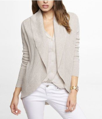 Try this MARLED COCOON COVER-UP from Express