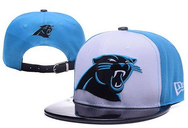 193dc6e6f05 NFL Carolina Panthers New Era Snapback Adjustable Hat Cap