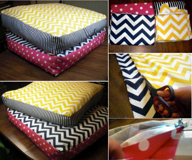 DIY Giant Floor Pillows | Home U003c3 | Pinterest | Giant Floor Pillows, Floor  Pillows And Pillows