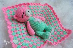 Amigurumi Patron Gratuit : Amigurumi bear patron gratuit sleeping patterns amigurumi