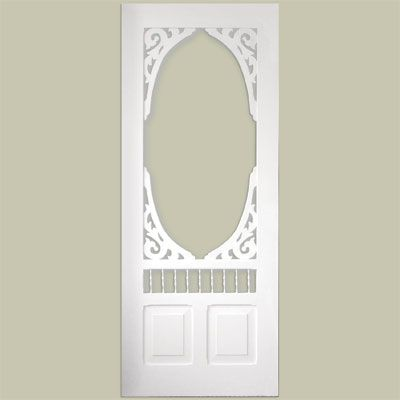 Period Perfect Details At Any Price. Vintage Screen DoorsDoor ...