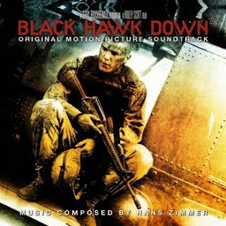Dancing Barefoot in Sand and Snow: Life is a Scavenger Hunt Blackhawk Down Score by Hans Zimmer