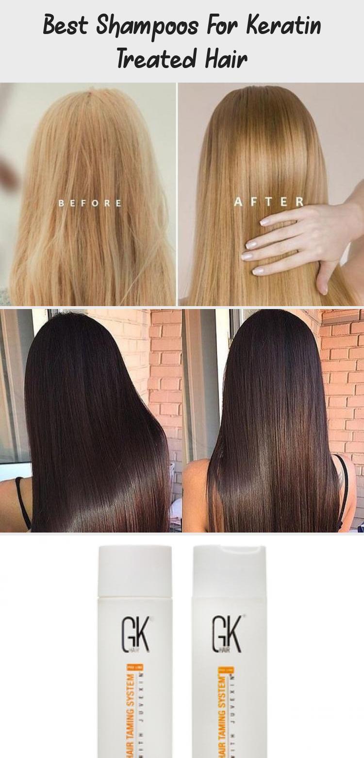 Best Shampoos For Keratin Treated Hair Hair Styles Treated Hair Natural Hair Conditioner