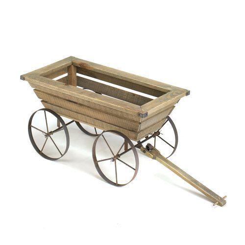 Garden Cart Planter Box