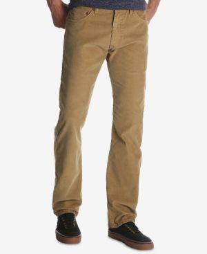 0001de19 Wrangler Men Slim-Fit Corduroy Pants | Products | Corduroy pants ...