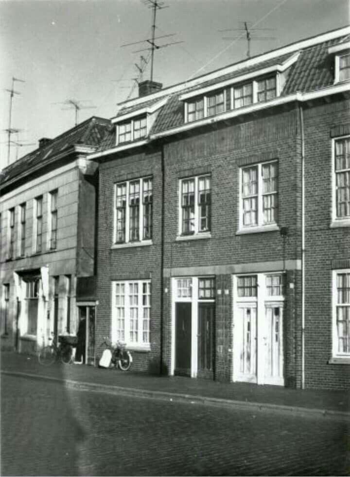 Fellenoordstraat breda 1964.