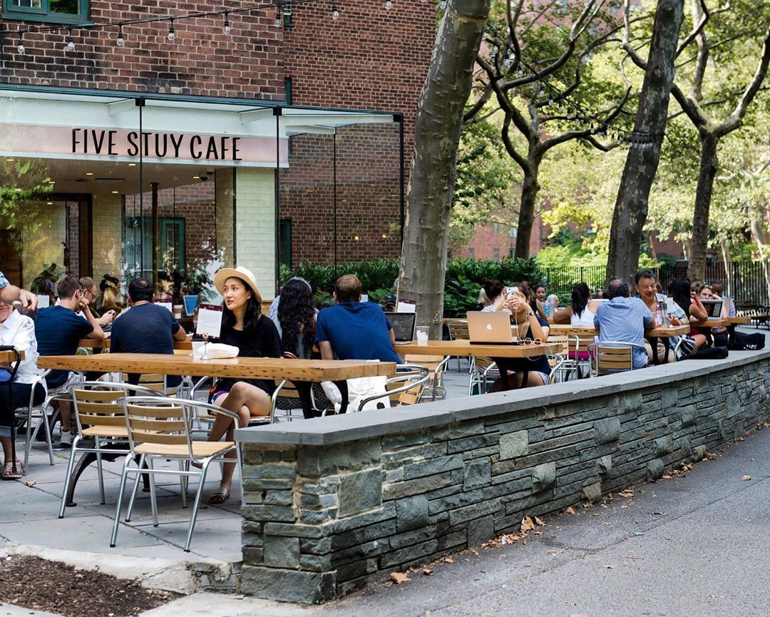 The Cutest Stuytown Cafe Is Hiring If Youre Looking For A Cafe Job Close To Home Fivestuycafe Is On Th Nyc Neighborhoods Great Place To Work Nyc Restaurants