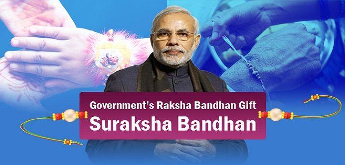 Suraksha Bhandhan Gift Cheques-Gift Cheques, Deposit & Benefits