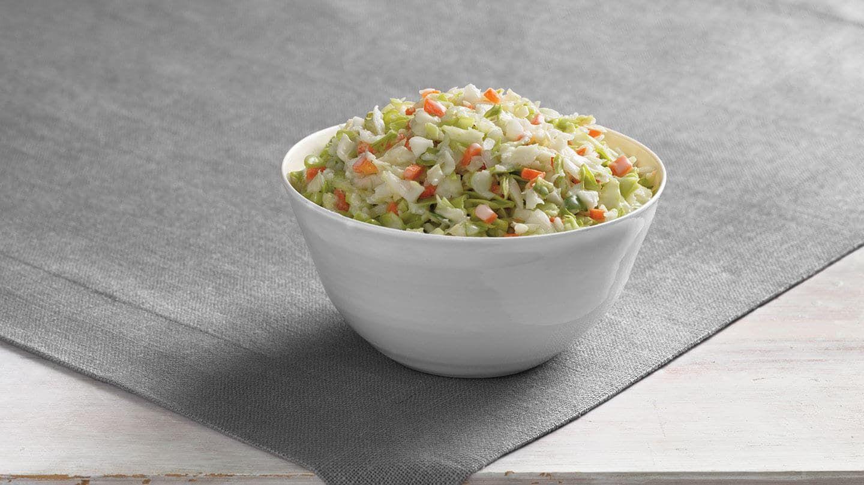 Dinner's ready! Homemade coleslaw, Veg dishes, Coleslaw