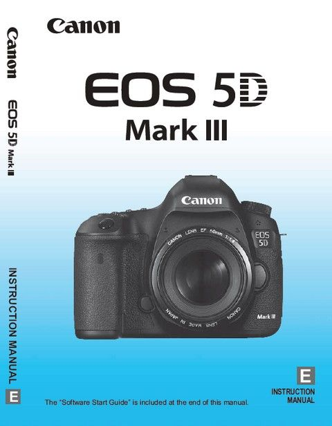 canon 5d mark ii manual pdf download