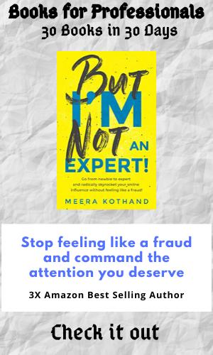 But I M Not An Expert Feelings Fraud Feel Like