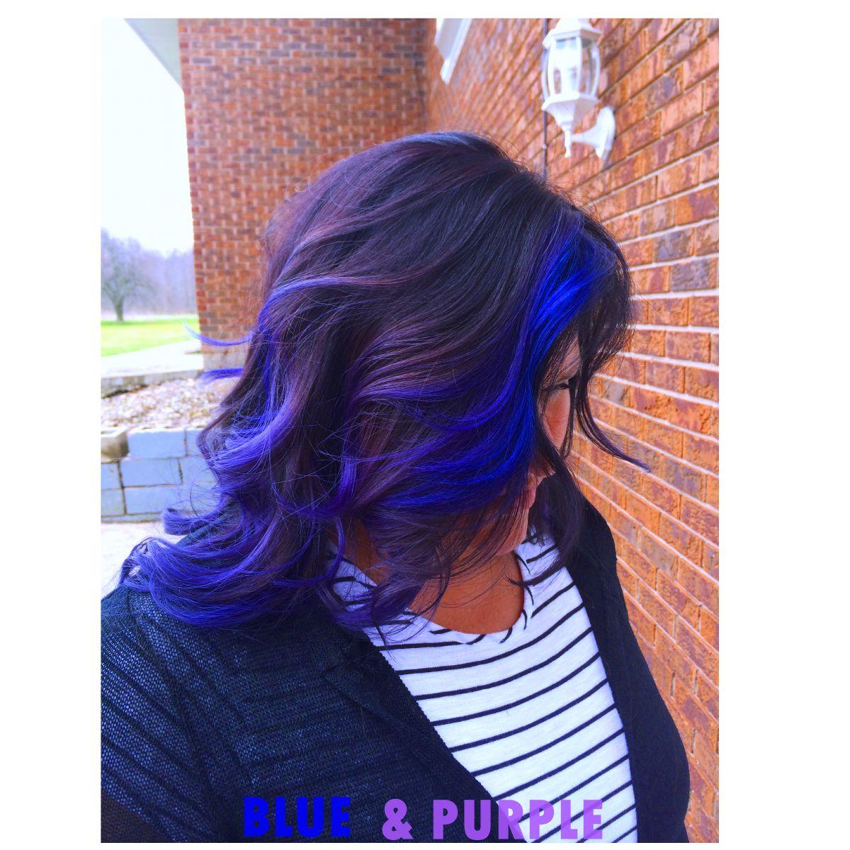 Ion Color Brilliance Tanzanite And Aqua Ion Hair Colors Hair