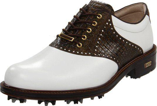 ECCO Men's World Class Golf Shoe: Shoes