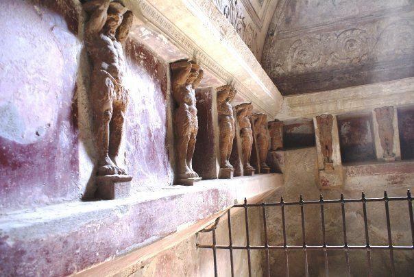Pompeii.  [Ron Hoffman.  Denver CO]