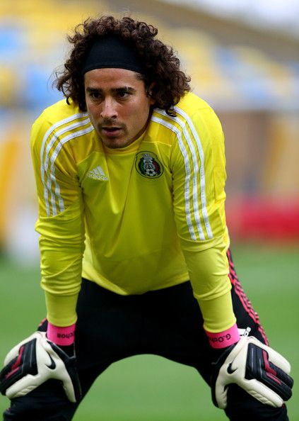 Guillermo Ochoa Photos Photos Mexico Training Fifa Confederations Cup Brasil 2013 Soccer Highlights Soccer Players Football Photography