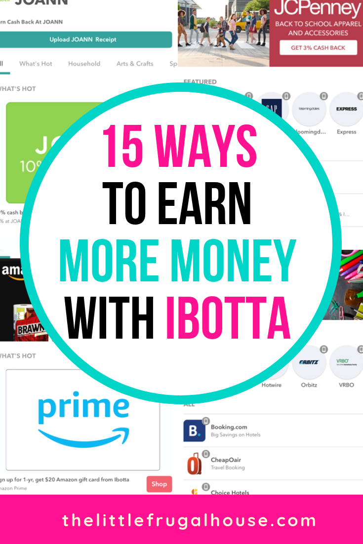 How to Use the Ibotta App to Earn Free Gift Cards Ibotta